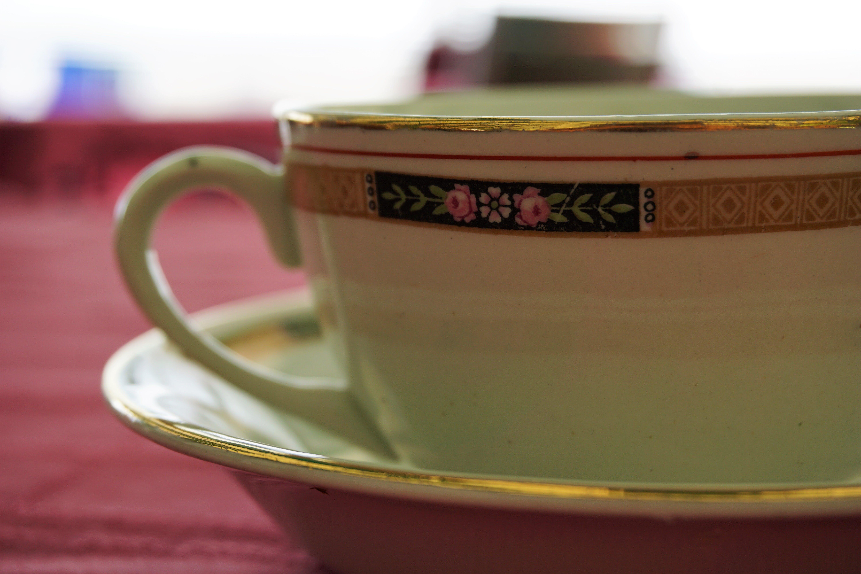 Δωρεάν στοκ φωτογραφιών με tea party, vintage, αντίκα, γκρο πλαν