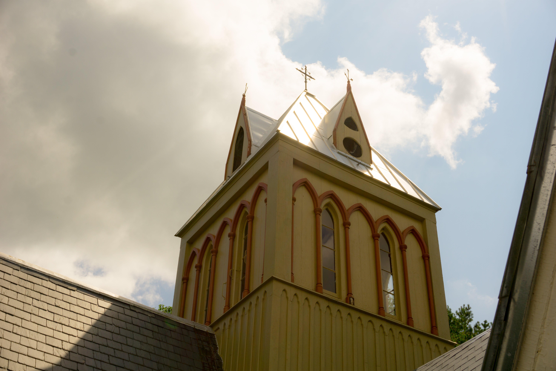 Free stock photo of church, cross, daytime, faith