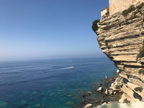 Free stock photo of mediterranean sea, natue, rock, sardinia