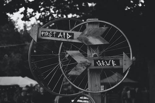 Free stock photo of GoatheadFest, sign