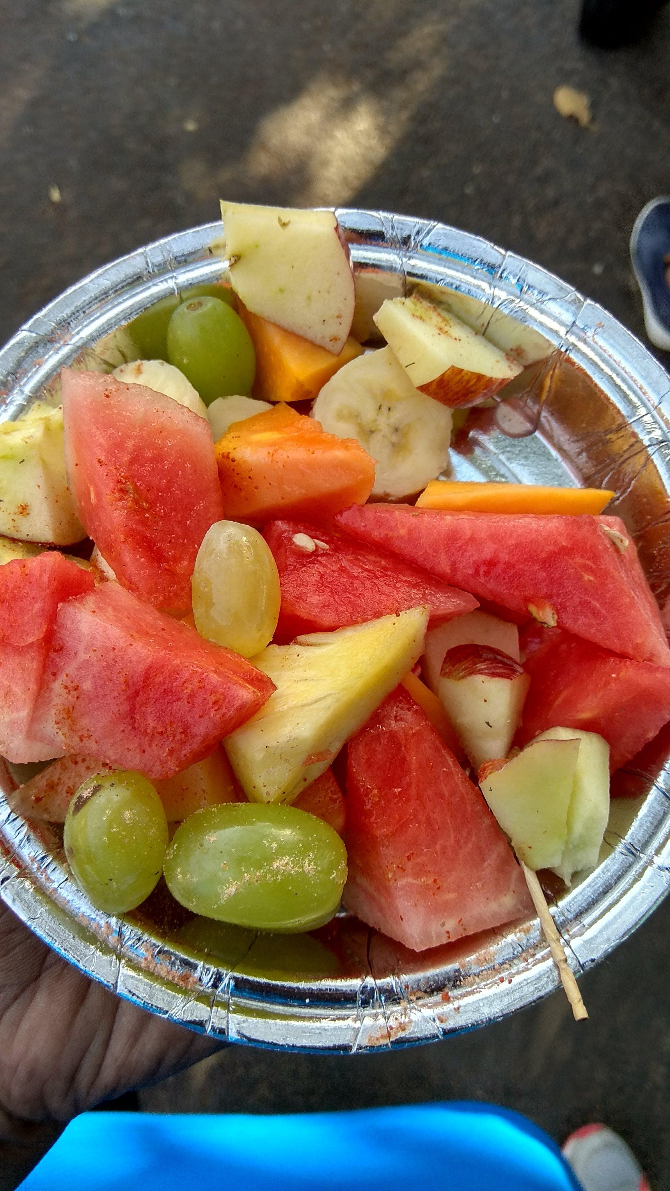 Free stock photo of fort, fruit salad, frutis, india