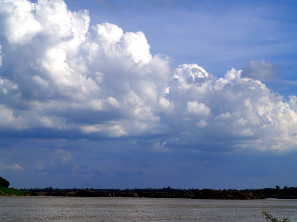 búrka, cieľ cesty, cumulus oblak