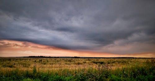 Бесплатное стоковое фото с восход, горизонт, закат, мрачный