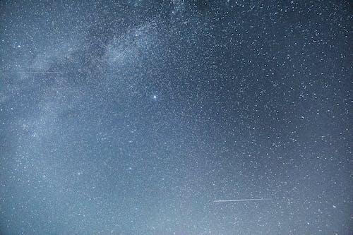 Darmowe zdjęcie z galerii z droga mleczna, gwiazdy, niebo, noc