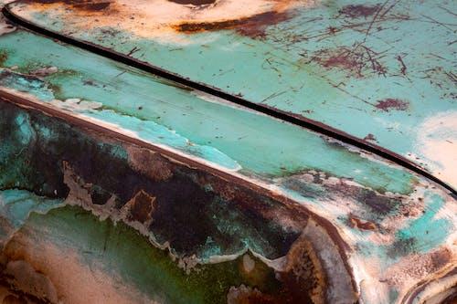 Darmowe zdjęcie z galerii z brudny, błotnik, kolory, metal