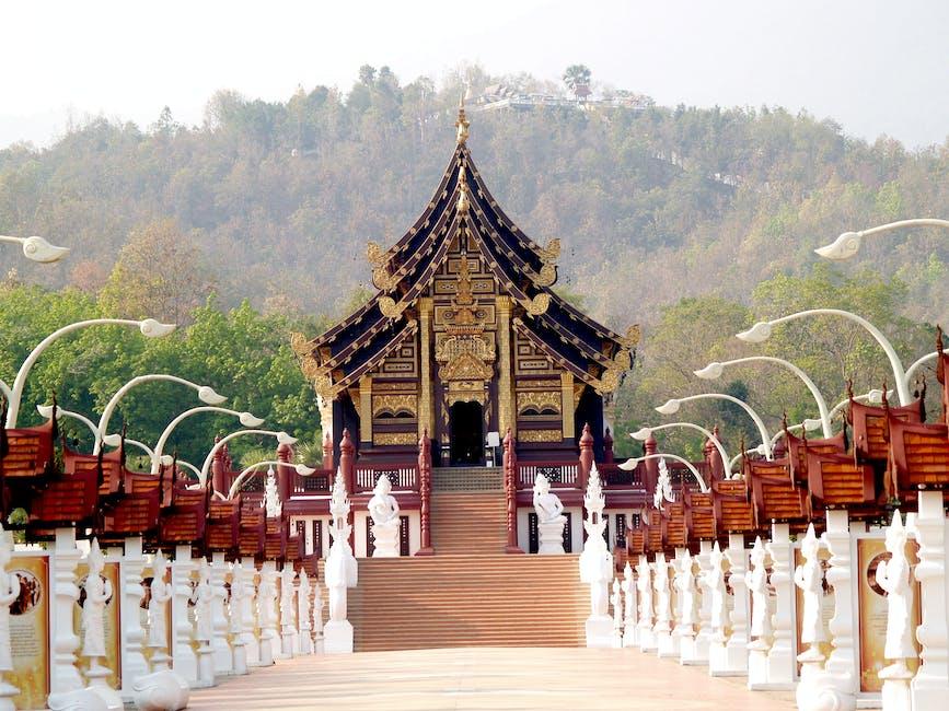 New free stock photo of landmark, building, park