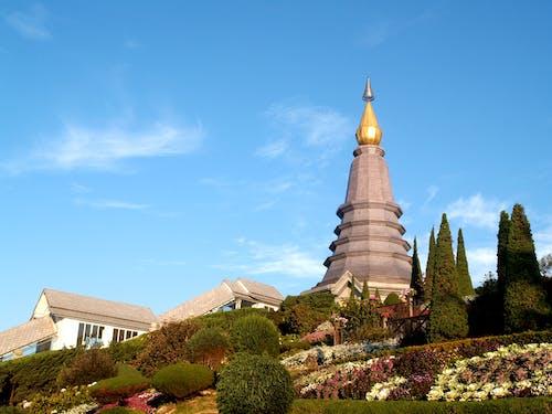 Fotos de stock gratuitas de arquitectura, Asia, atracción turística, budista