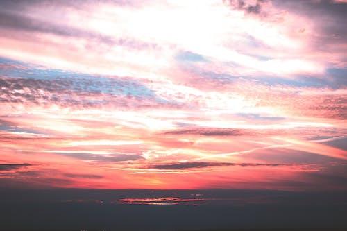 Foto d'estoc gratuïta de alba, capvespre, cel, natura