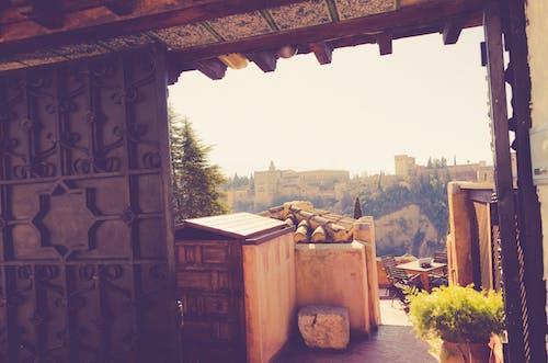 Kostenloses Stock Foto zu alhambra, andalusien <comunidades autónomas / provincias <e, granada <andalusien <comunidades autónomas / prov, granada <granada <andalusien