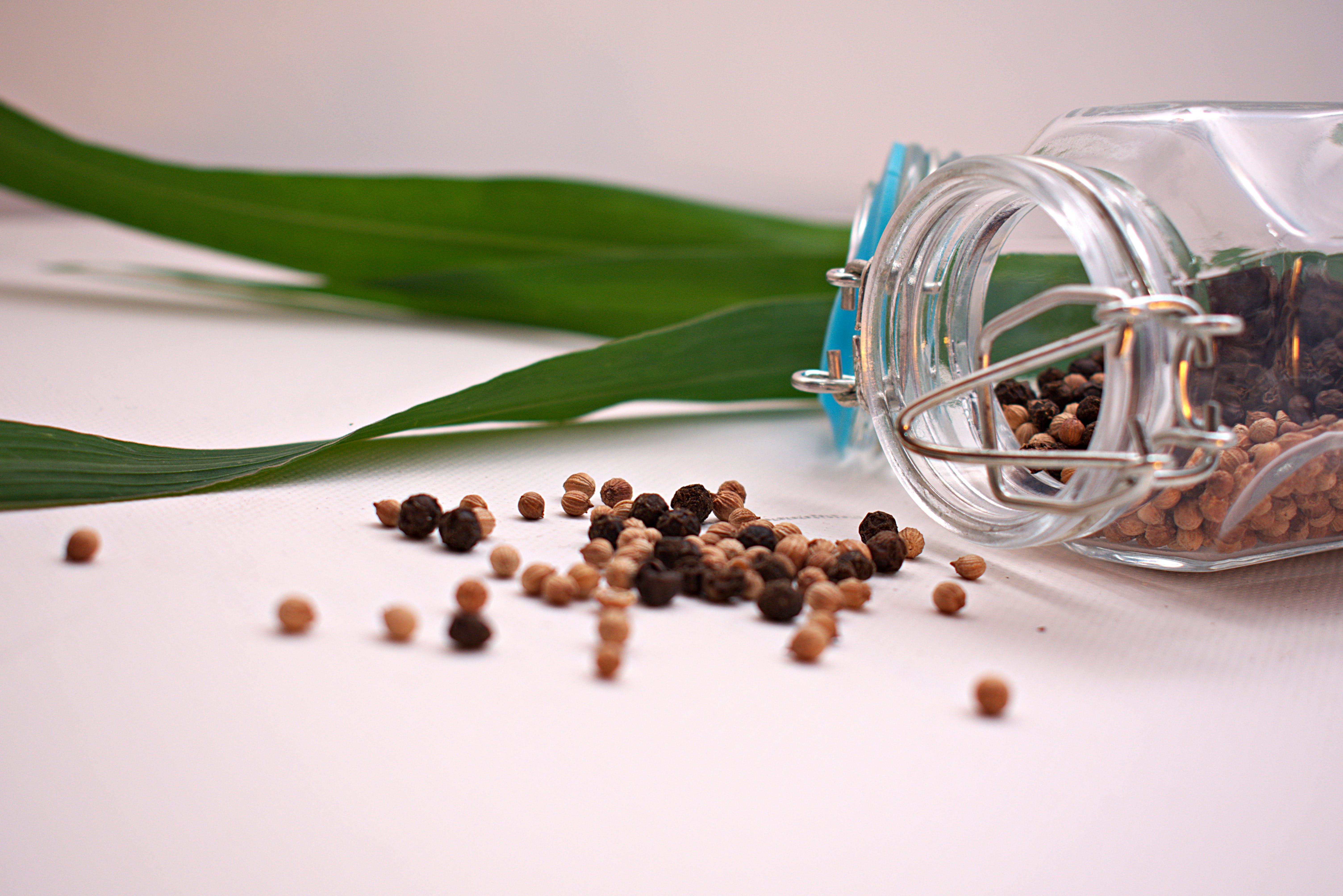 음식 재료, 컨테이너, 후추의 무료 스톡 사진