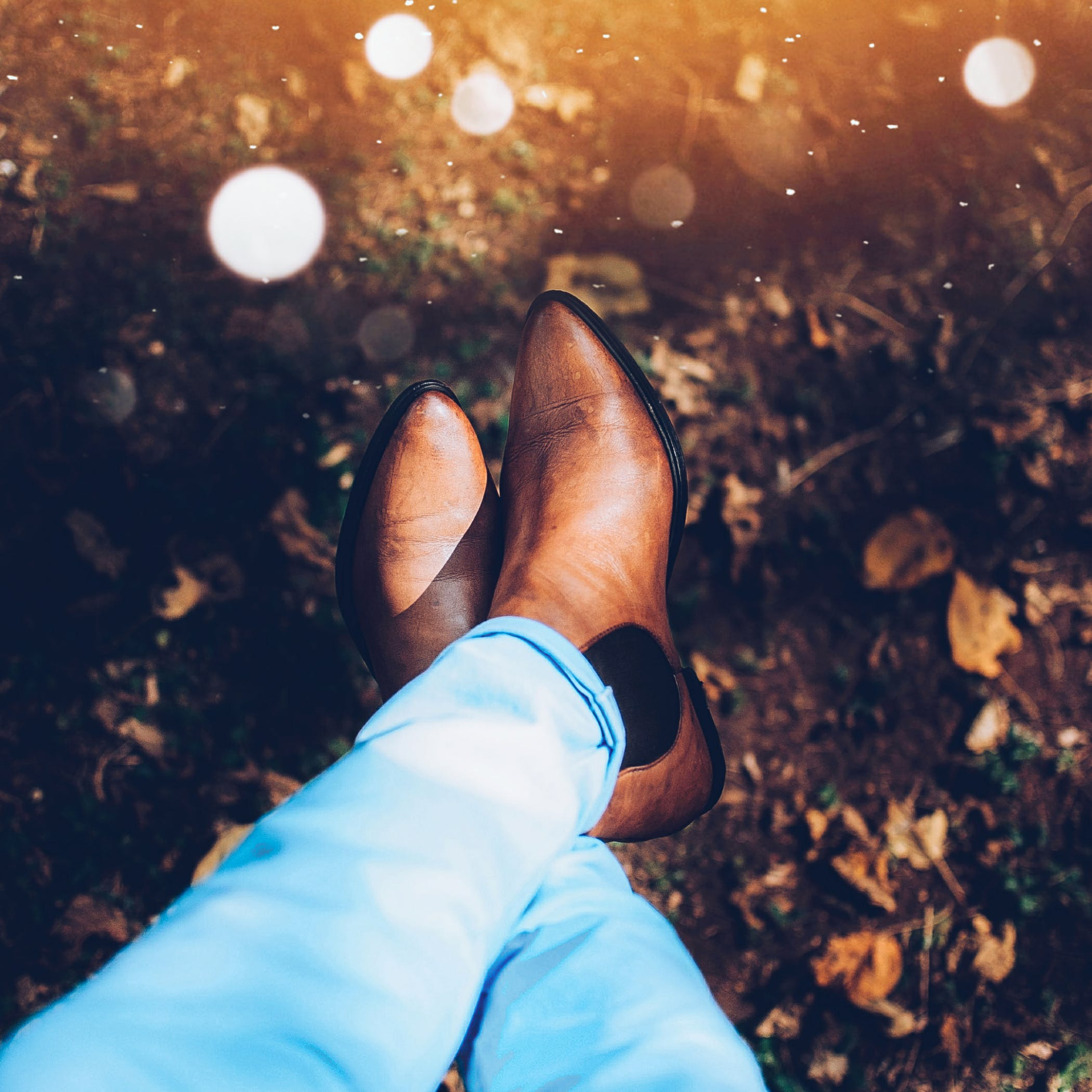 Shallow Focus Photo Of Dress Shoes