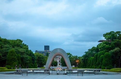 Бесплатное стоковое фото с бомба, парк, хиросима, ядерной