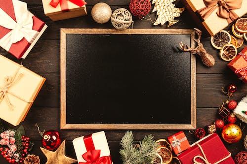 Foto stok gratis hadiah, hari Natal, kotak, liburan