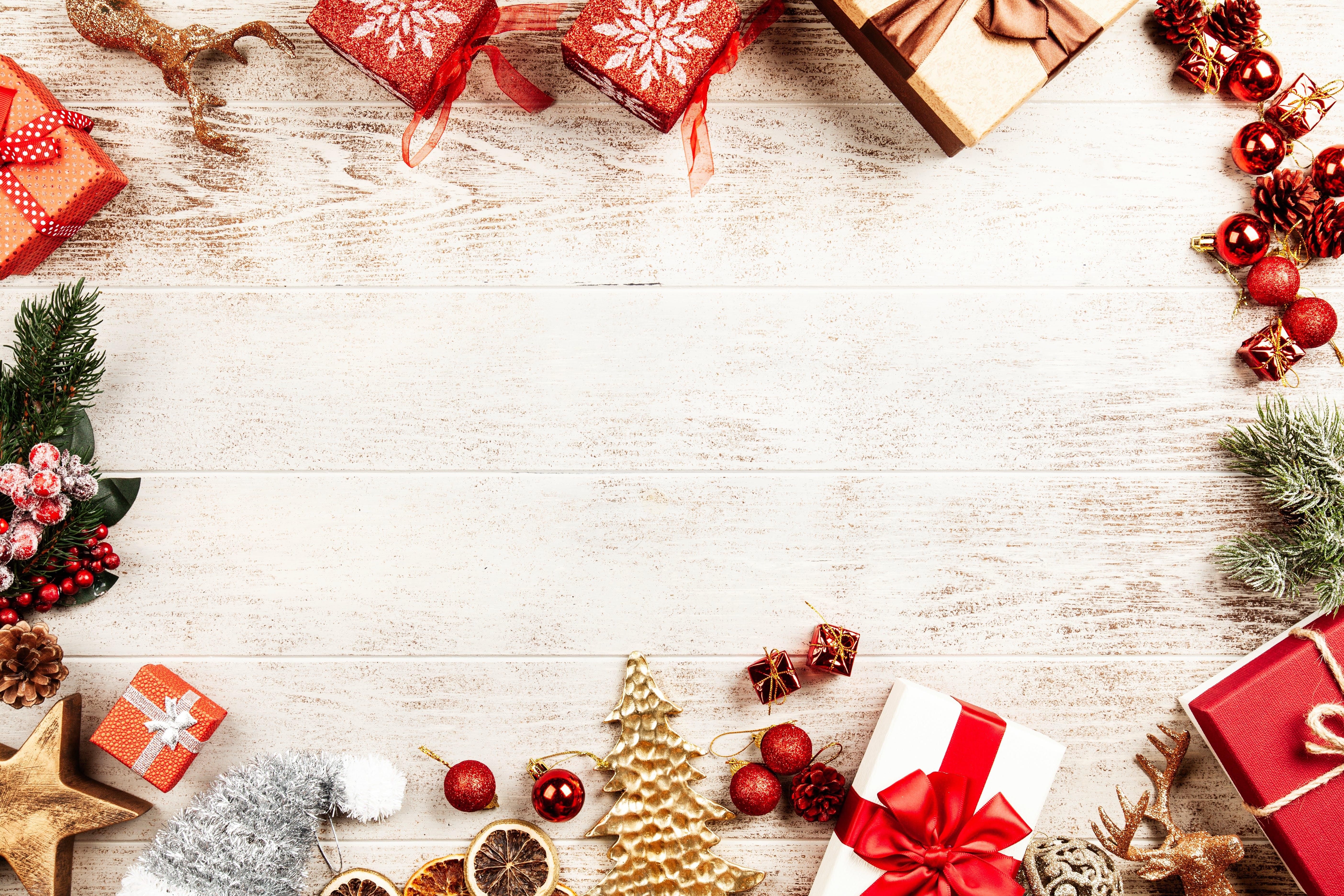 Christmas Board Decors