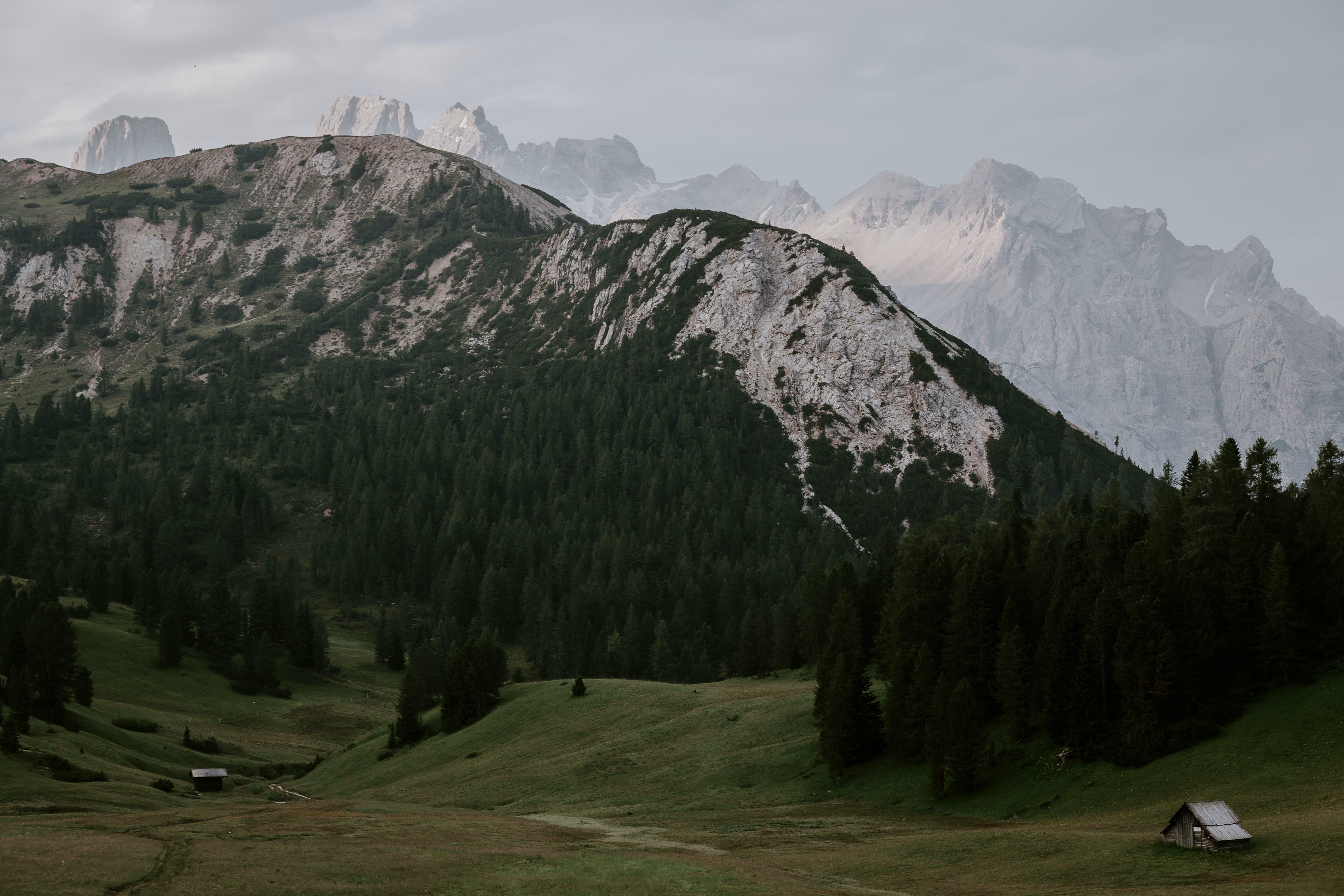 Kostenloses Stock Foto zu landschaft, natur, berg, landschaftlich