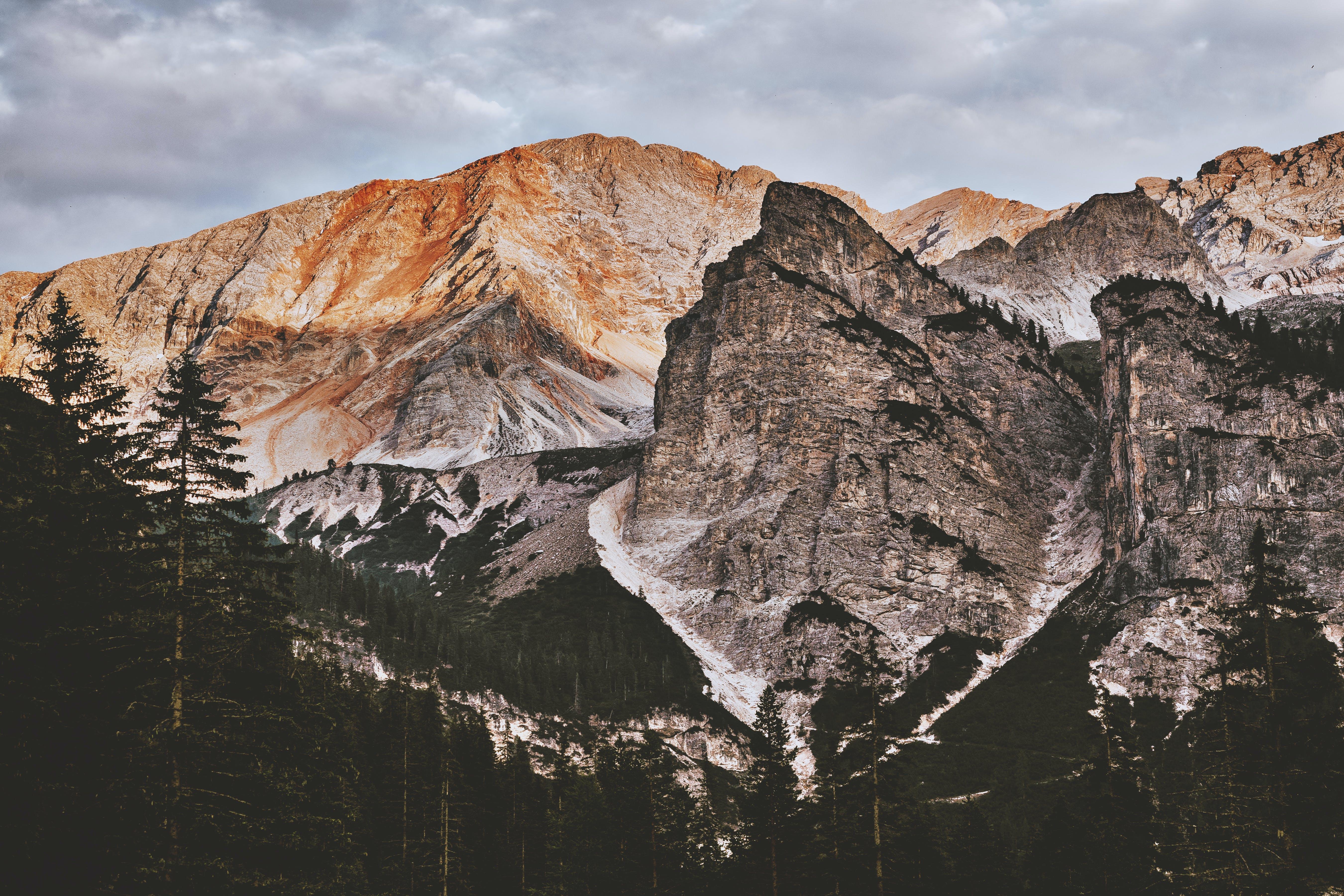 Landscape Photography Of Rocky Mountain