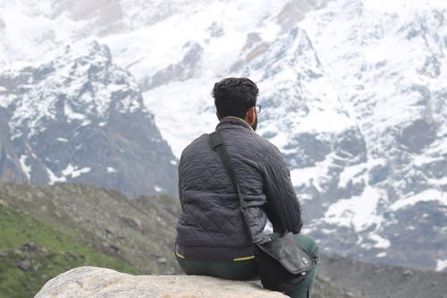 Free stock photo of mountain, mountaineer, nature