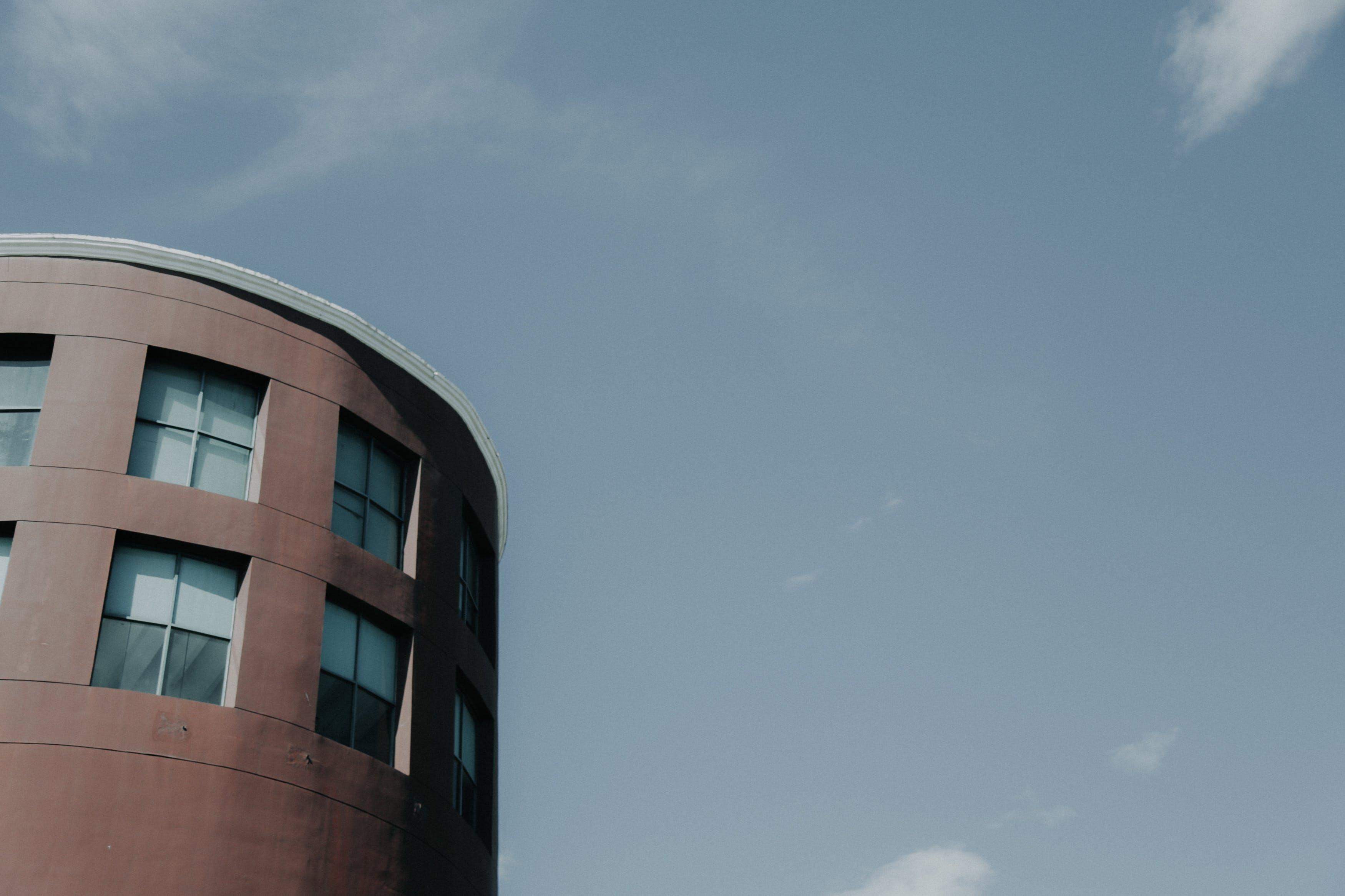 Imagine de stoc gratuită din cer albastru, clădire