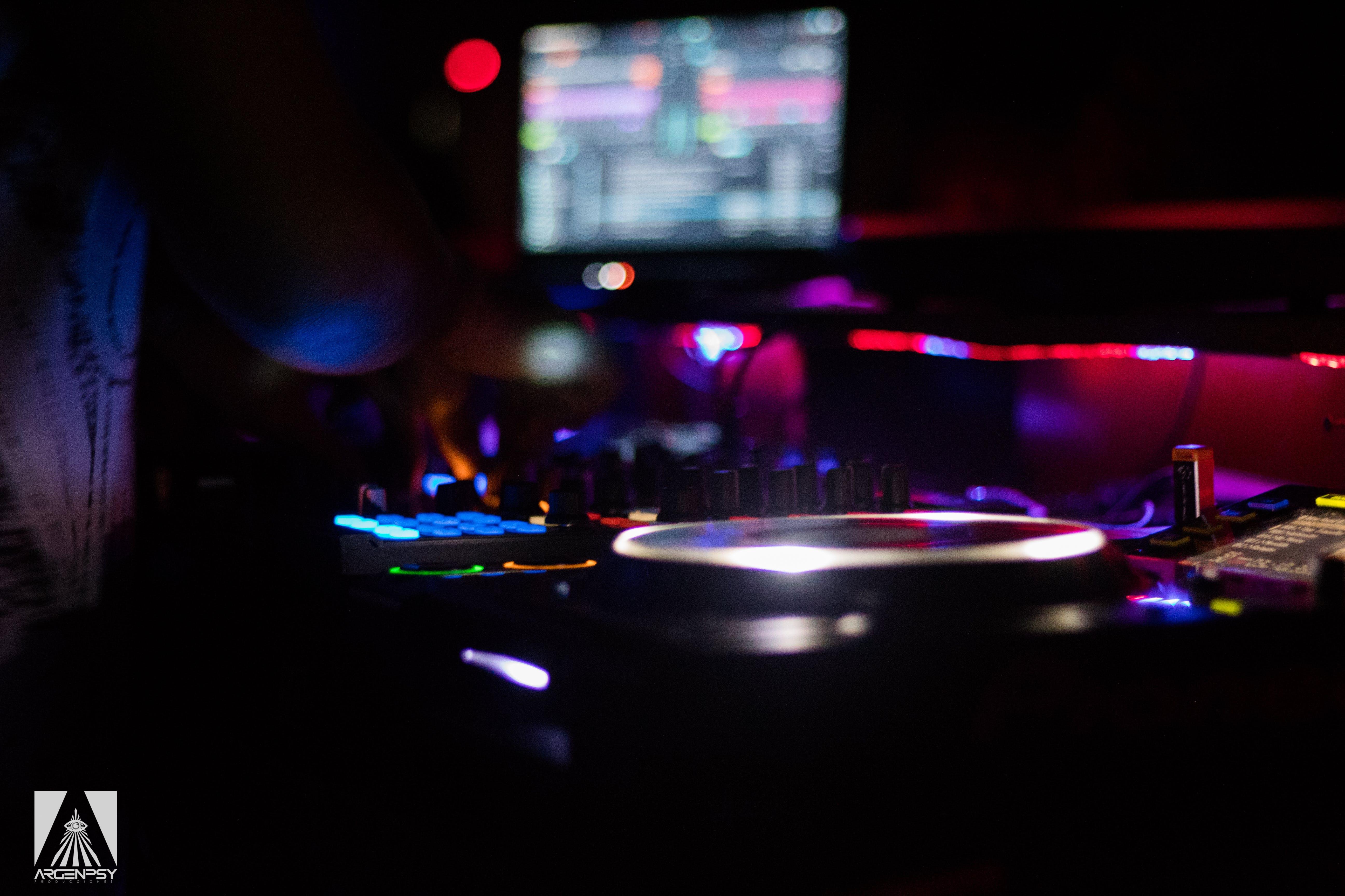Gratis lagerfoto af controsl, DJ, DJ-mixerpult, pioner