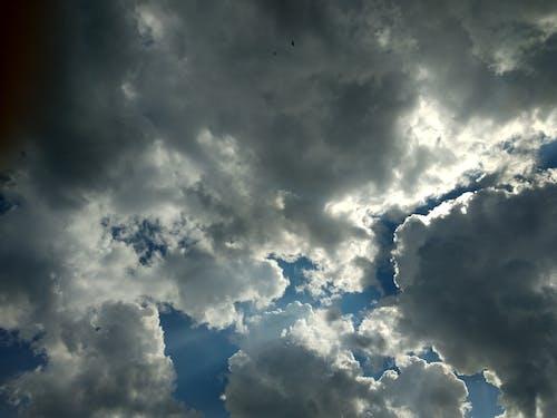 bulut gökyüzü, bulutlar, bulutlu, bulutluluk içeren Ücretsiz stok fotoğraf