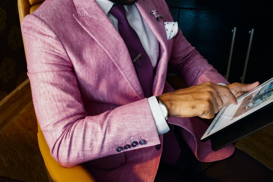 áo chính thức, bộ đồ, cái ghế