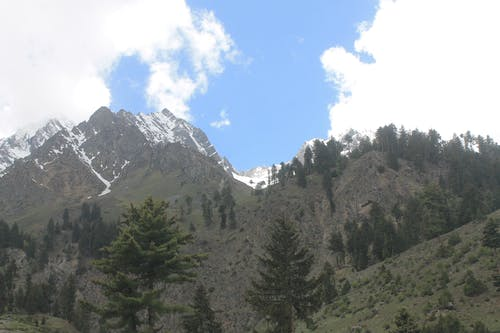 Darmowe zdjęcie z galerii z dolina, gilgit, naltar, pakistan
