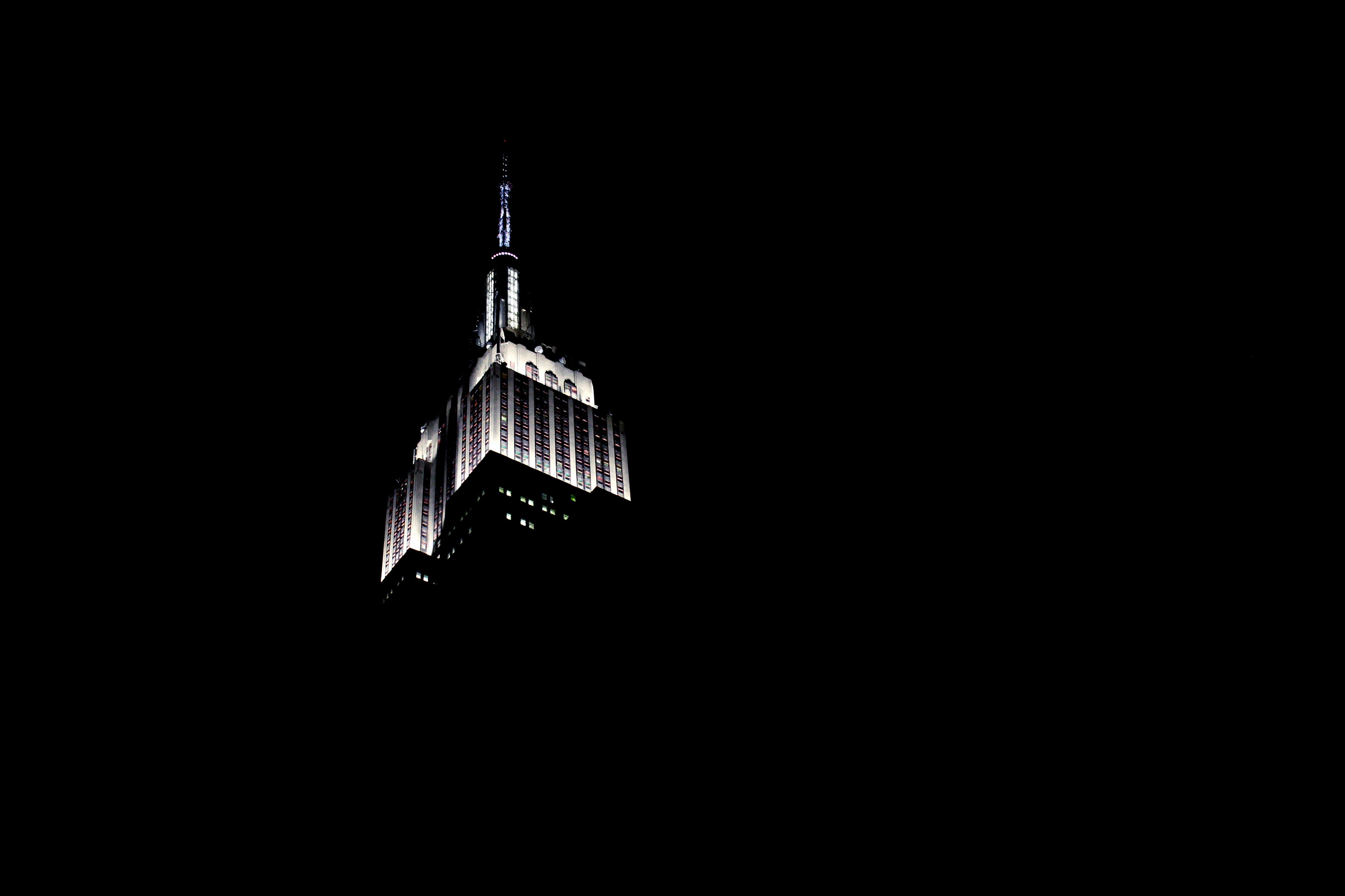 Kostenloses Stock Foto zu empire state building, new york