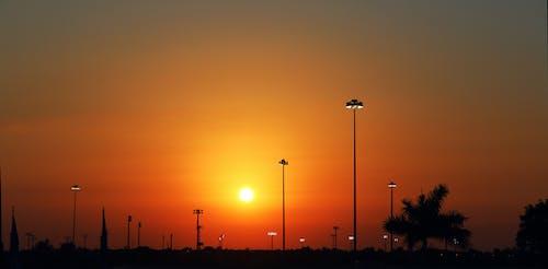 Základová fotografie zdarma na téma florida západu slunce, západ slunce