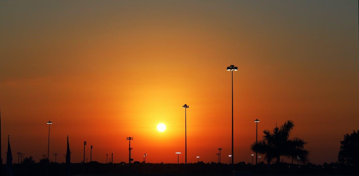 Захід сонця, захід сонця у флориді