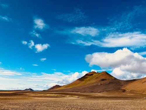 Gratis arkivbilde med dagslys, fjell, himmel, island