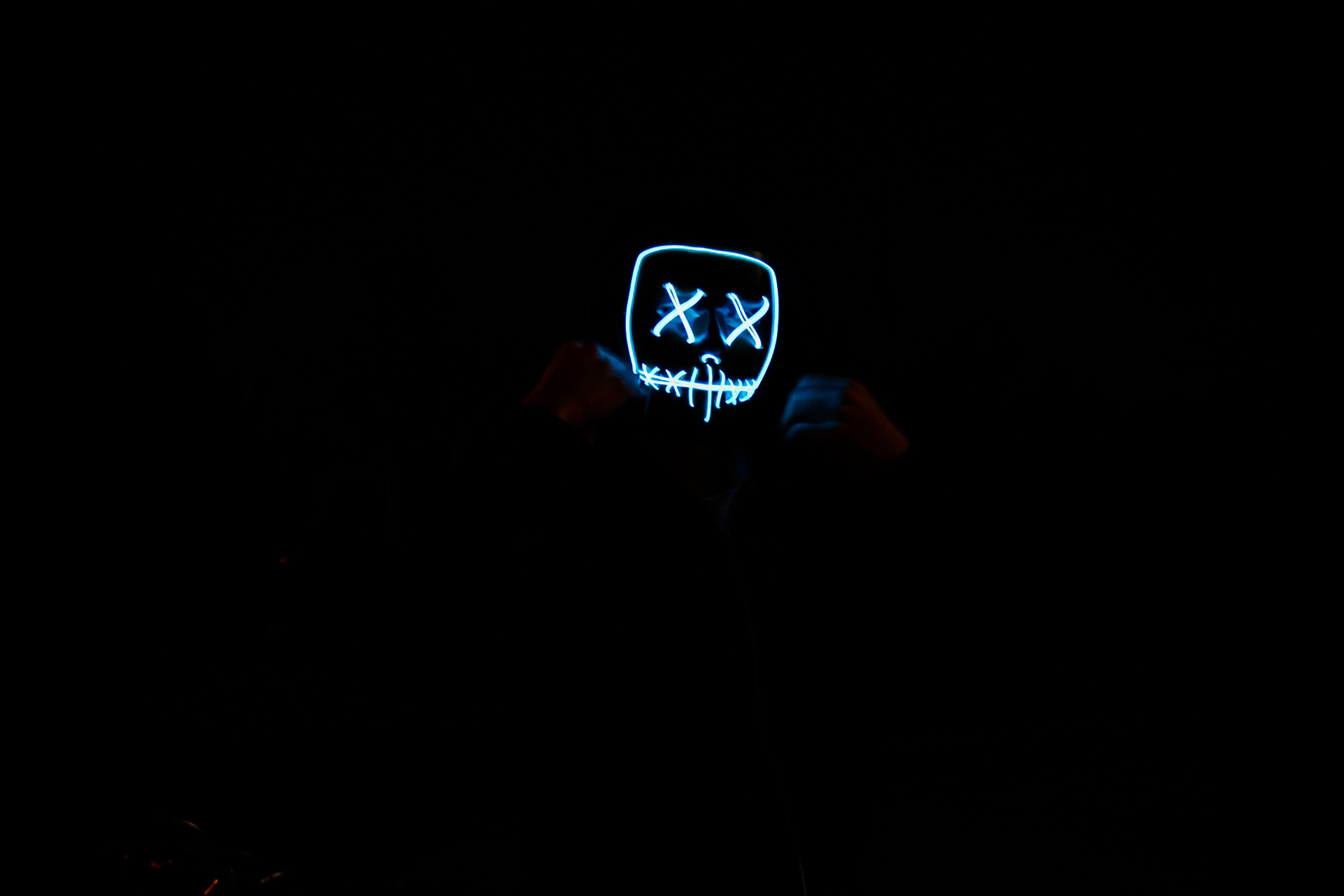 Free stock photo of light, art, dark, silhouette