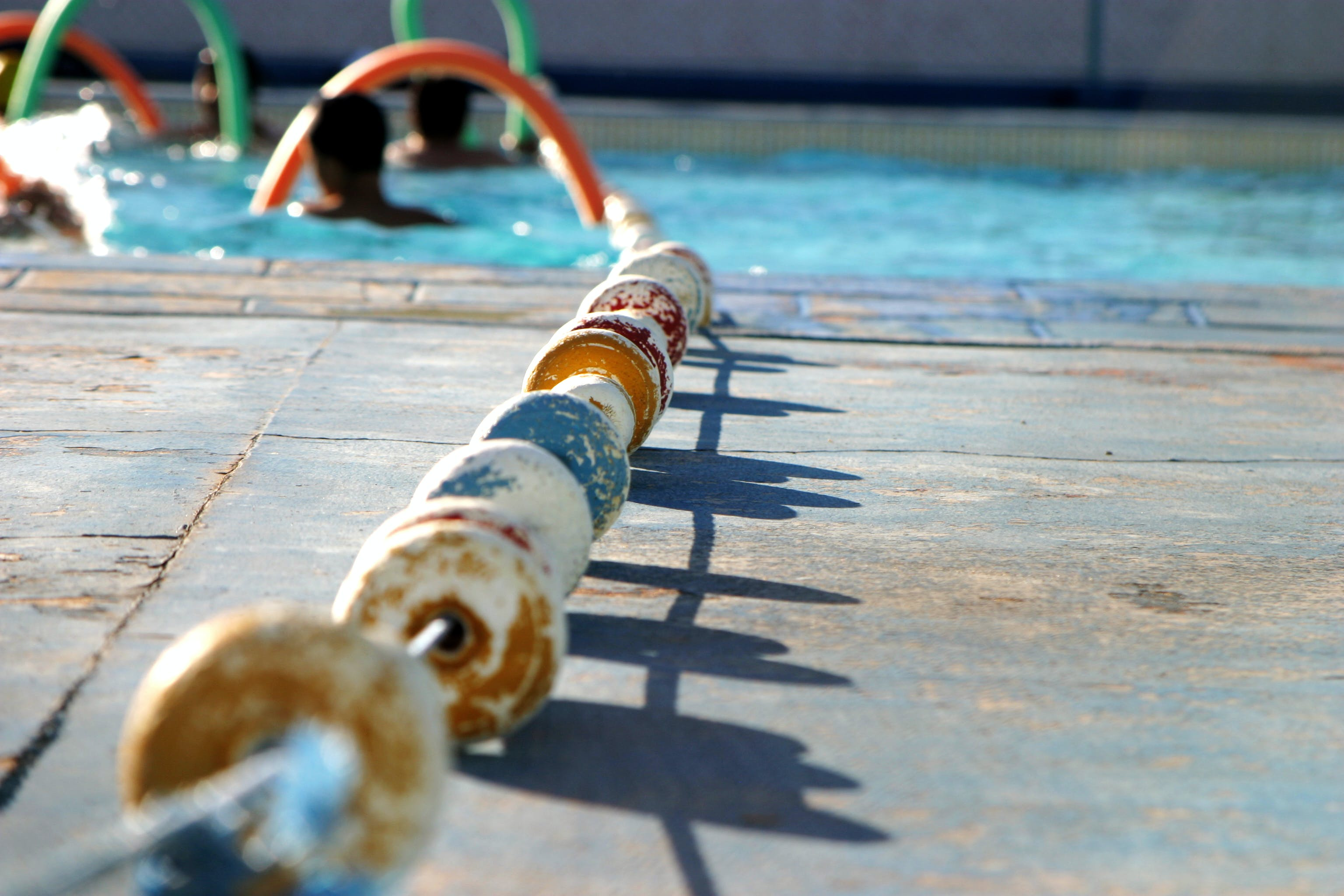 Free stock photo of pool, swimmers, swimming pool
