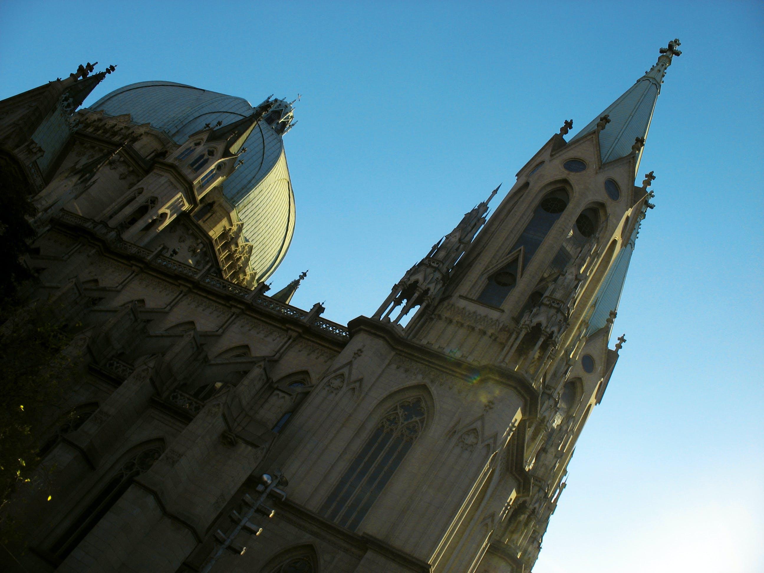 Free stock photo of architecture, brazil, church, sao paulo
