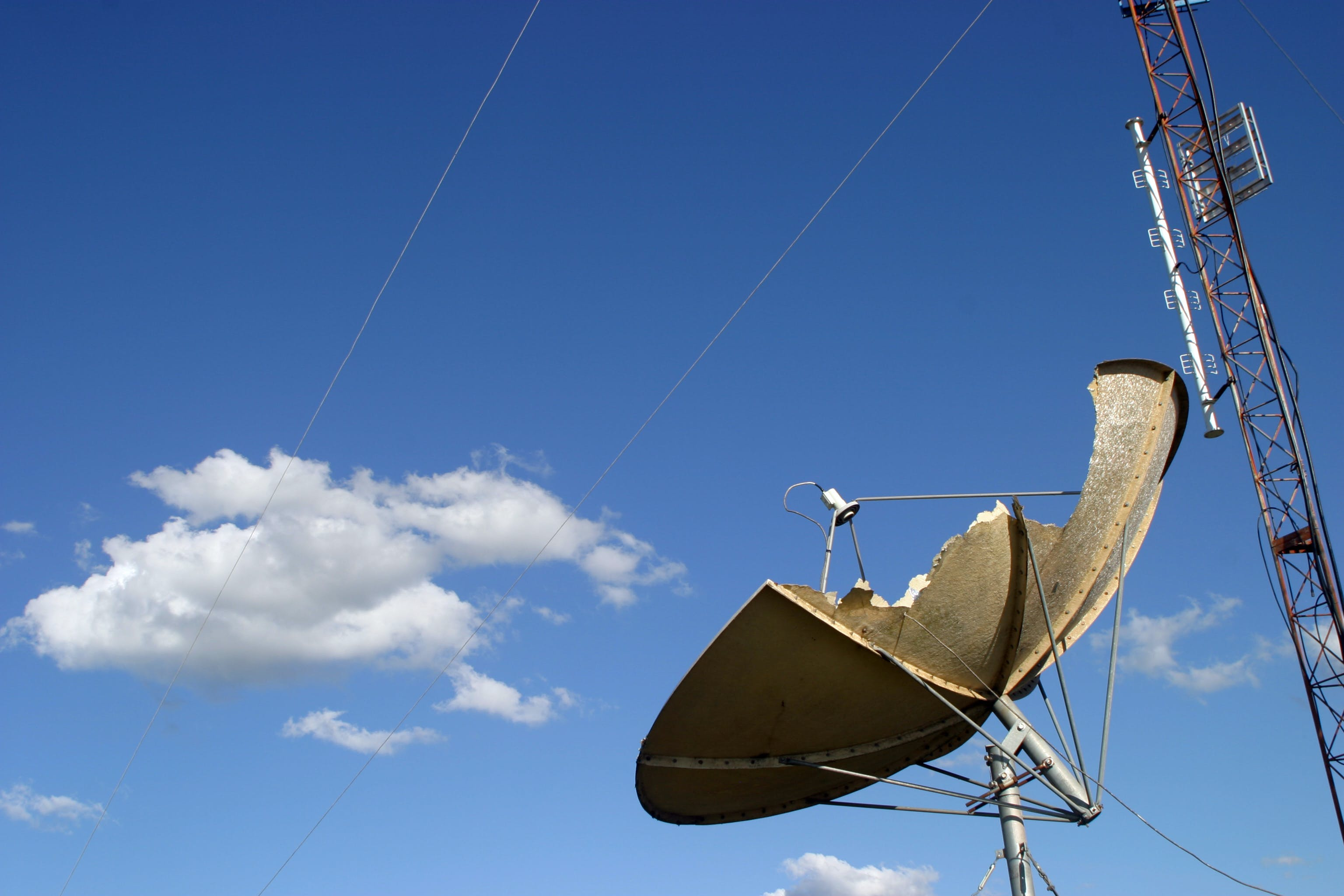 Free stock photo of antenna, brazil, sky