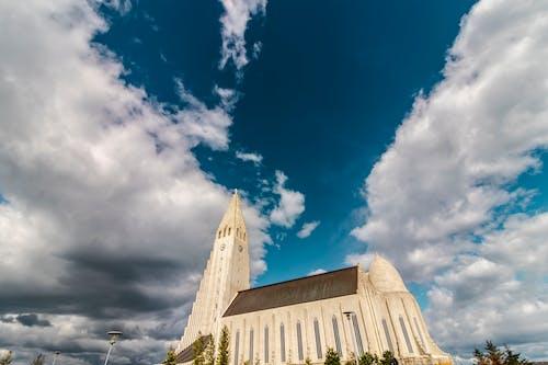 Kostenloses Stock Foto zu beeindruckend, hübsch, island, kirche