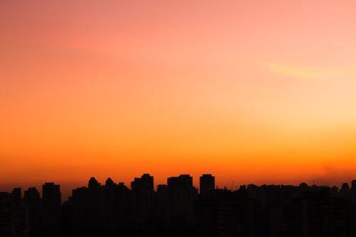 คลังภาพถ่ายฟรี ของ ชีวิตในเมือง, ภูมิทัศน์, เซาเปาโล, เมือง