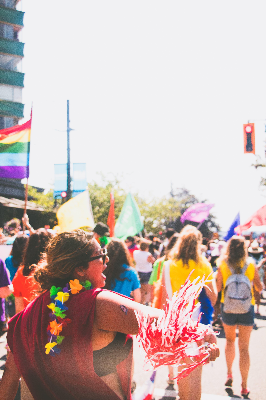 Free stock photo of colorful, lgbtq, parade, pride
