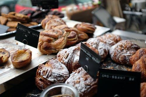 คลังภาพถ่ายฟรี ของ ขนมปัง, ร้านค้า, เบเกอรี่