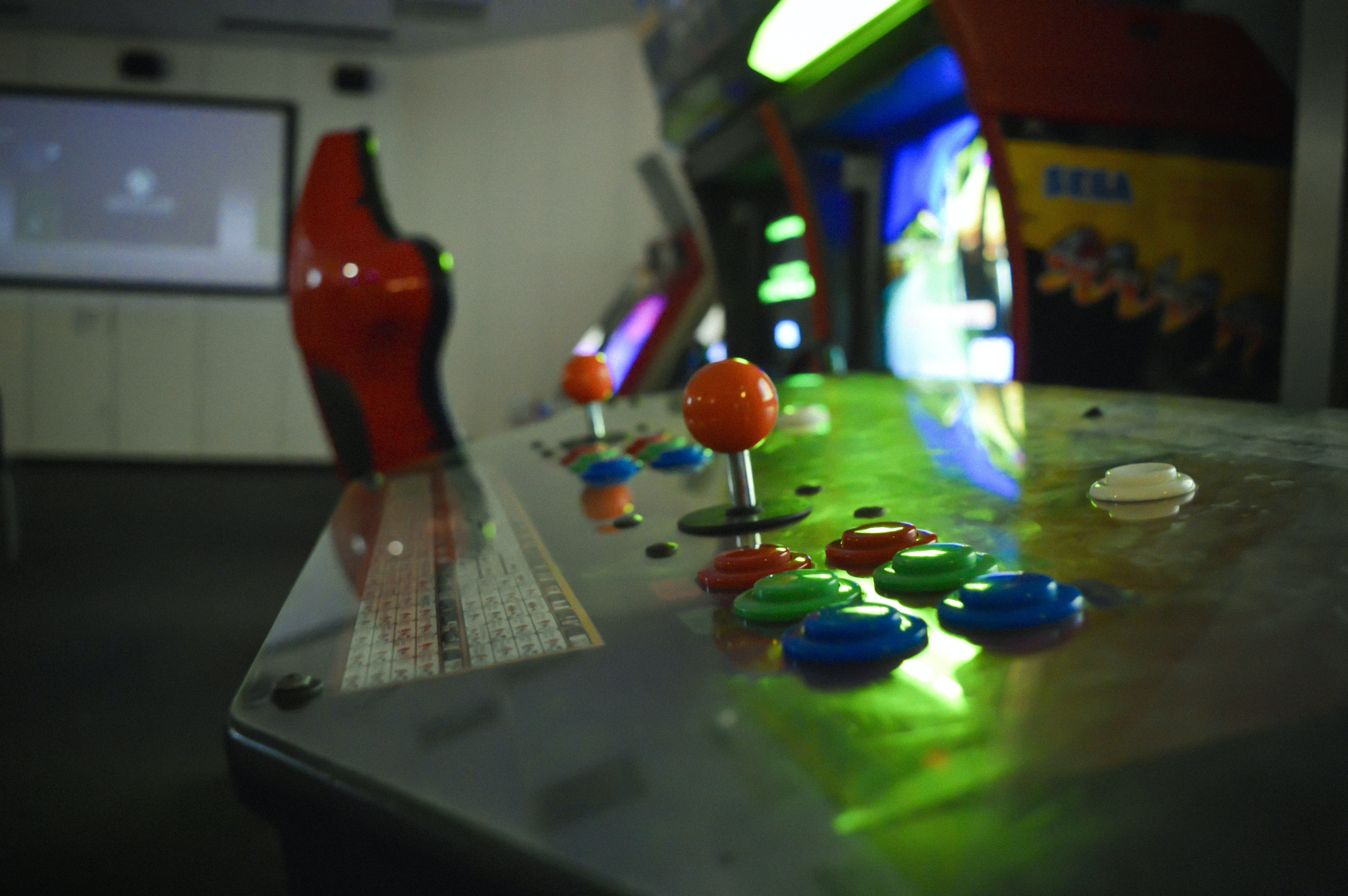 Free stock photo of arcade, video game