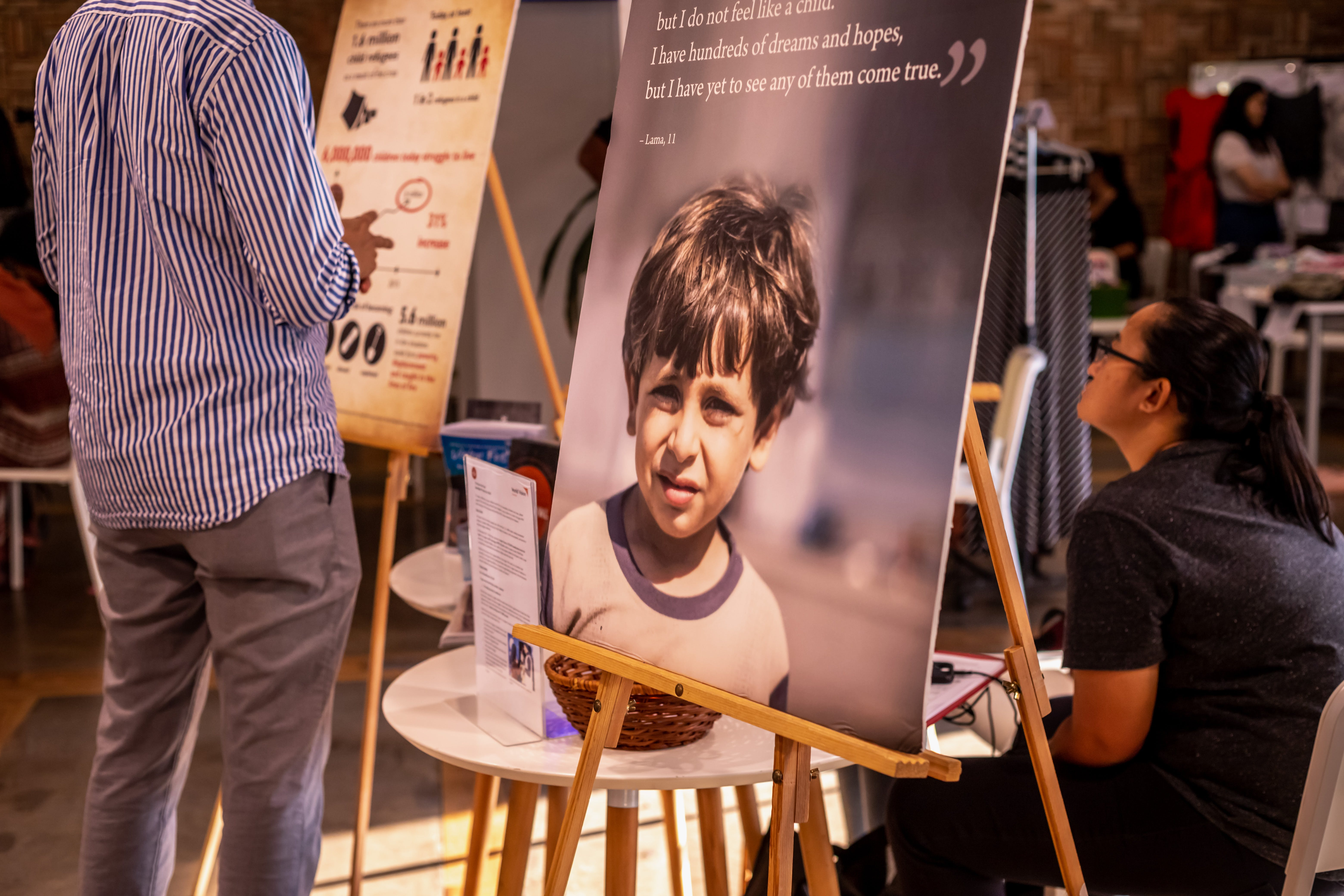 Free stock photo of fund raising, funding, kid, refugee
