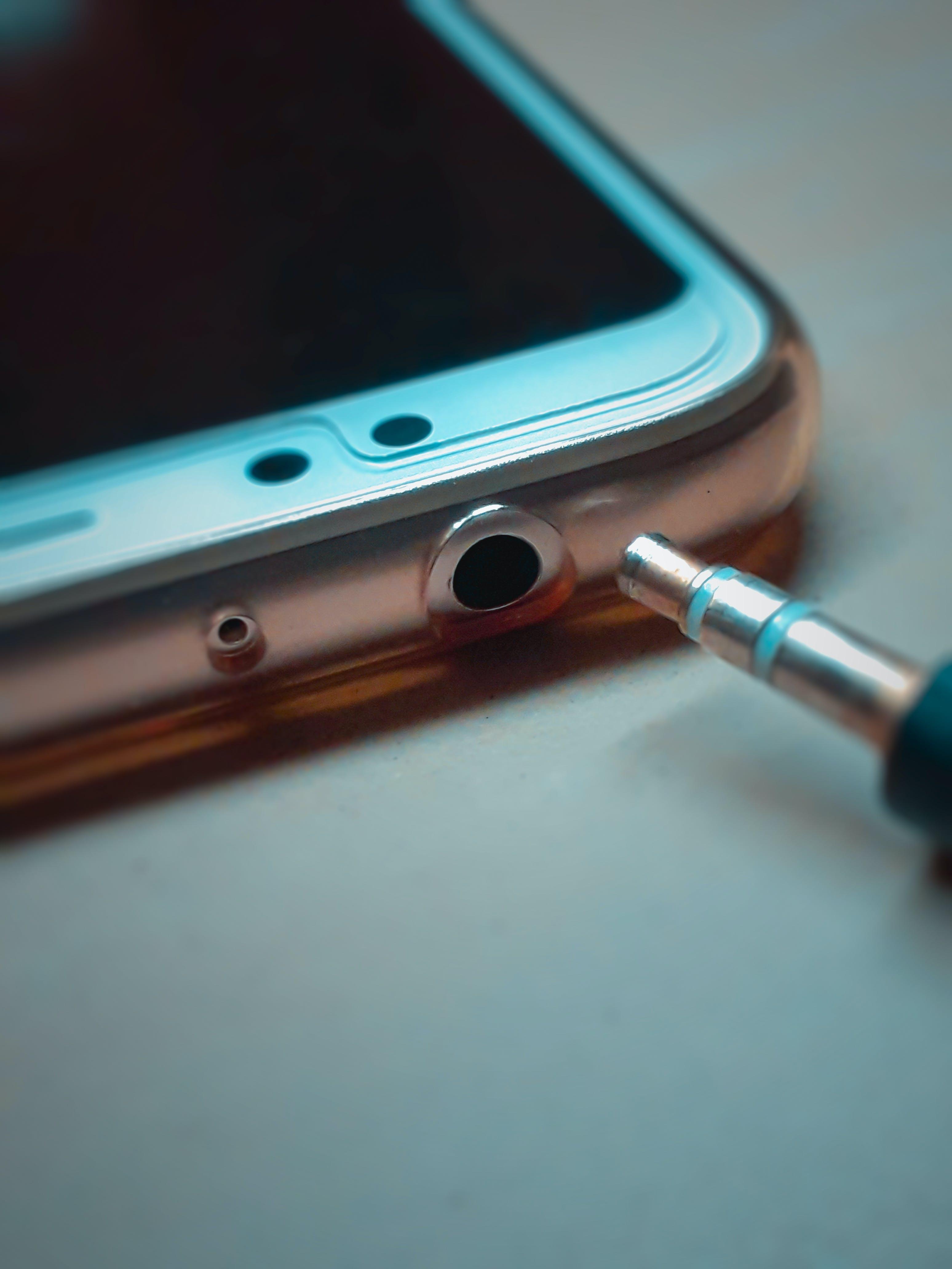 Free stock photo of earphone, music, sound