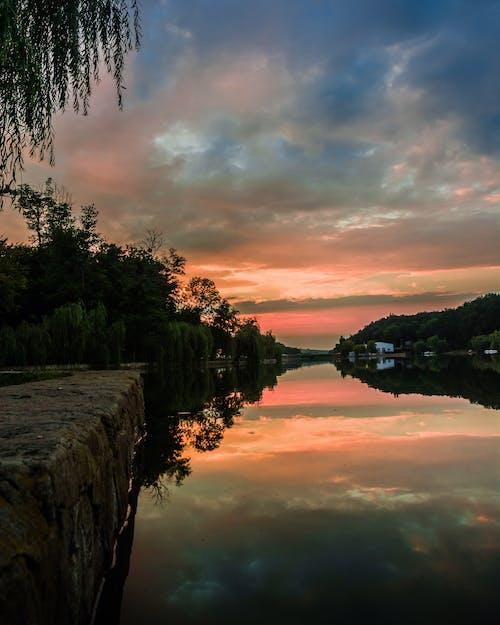 #湖 的 免費圖庫相片