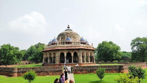 Бесплатное стоковое фото с дели, здание, индия, Историческое здание