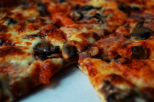 Free stock photo of food, pizza, fungi