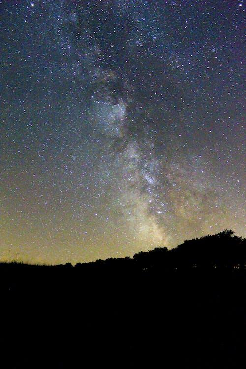 Free stock photo of astronomy, Dark Sky, galaxy, milky way