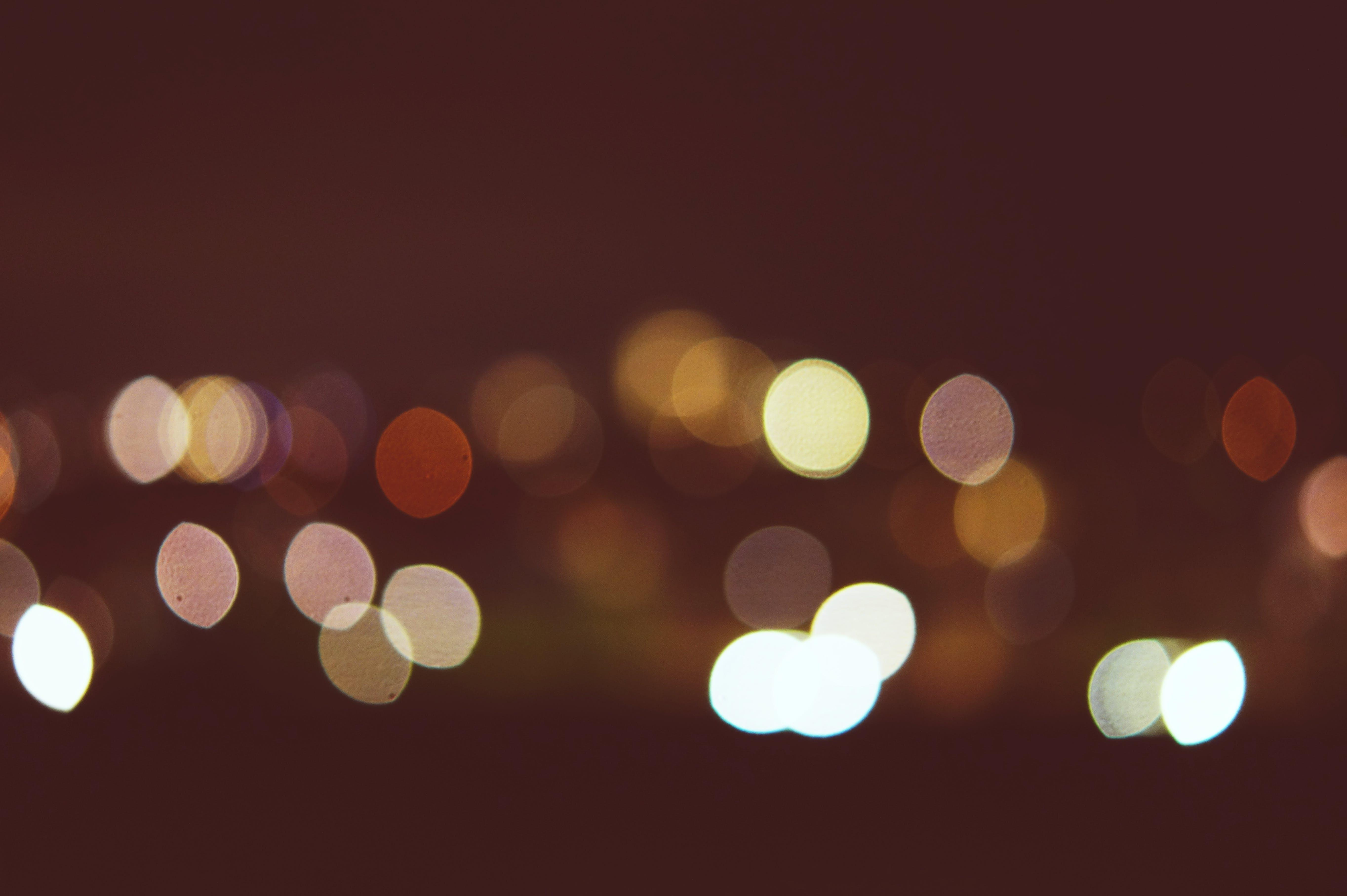 Kostenloses Stock Foto zu beleuchtet, beleuchtung, dunkel, farben