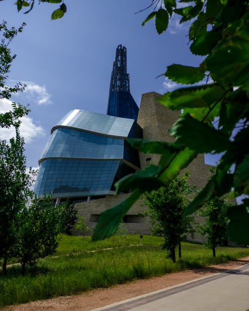 Free stock photo of architecture, design, museum