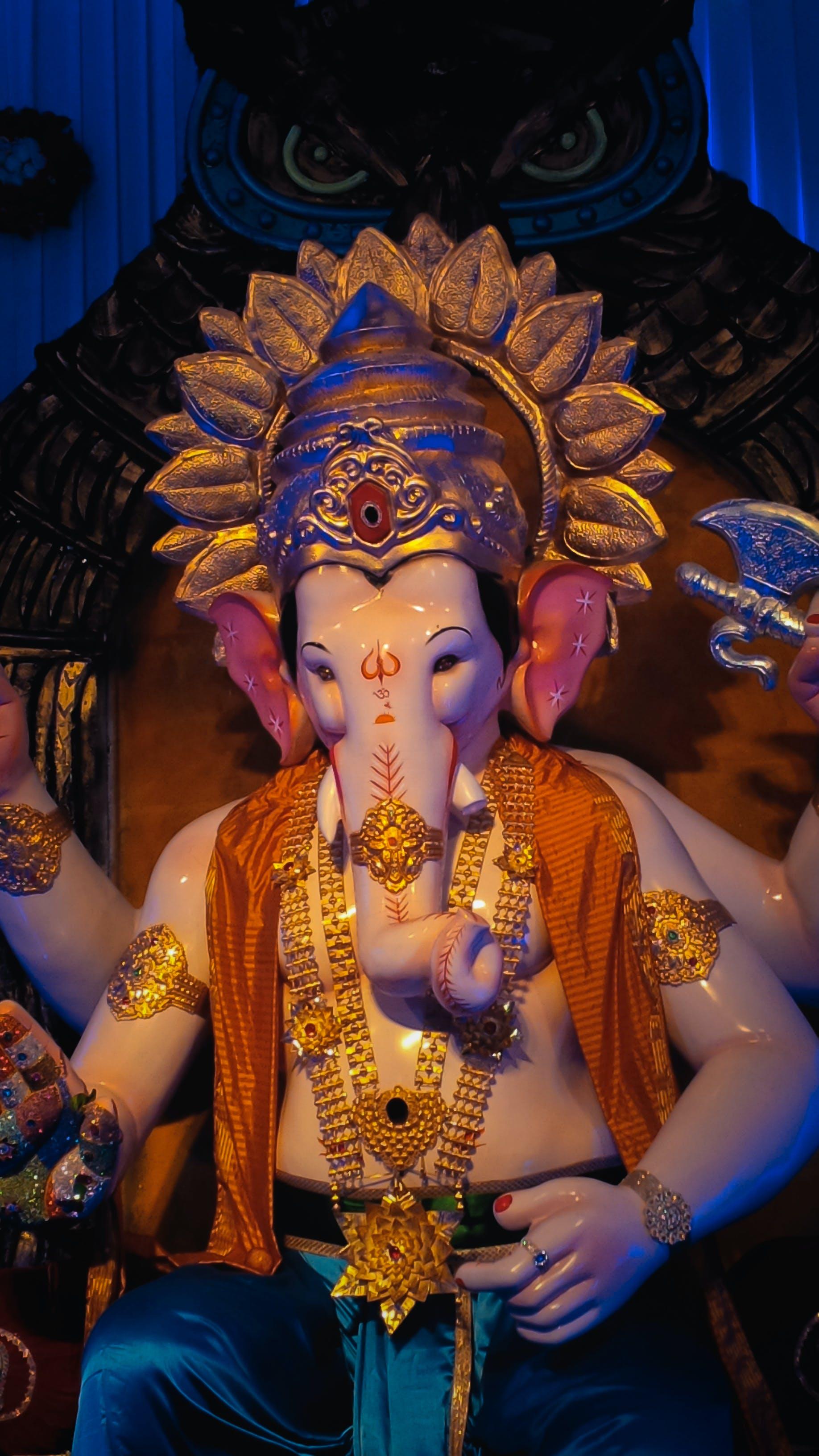 Free stock photo of ganesh, god, hindu