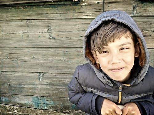 HDR, 목조, 소년의 무료 스톡 사진