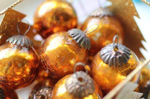 Fotobanka sbezplatnými fotkami na tému ozdoby, Vianoce
